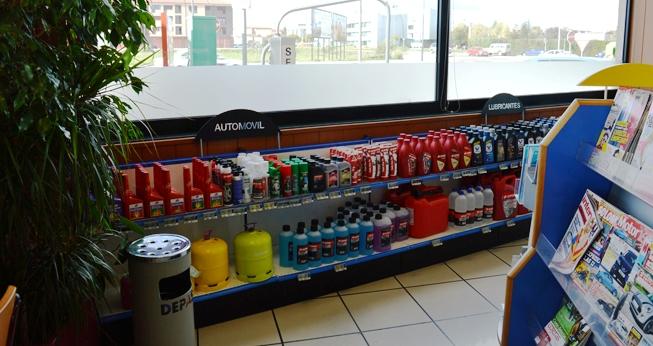 Estacion de Servicio Leon